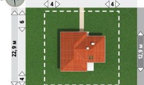 Dimensiuni teren casa parter