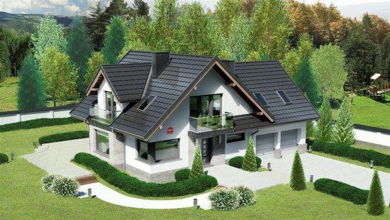 Casa cu 5 dormitoare