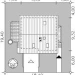 Dimensiuni teren casa cu 3 niveluri
