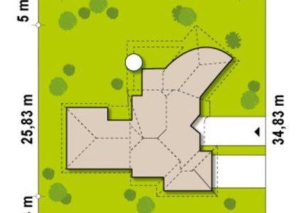 Dimensiuni teren casa de mari dimensiuni