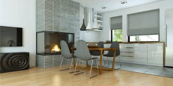 Amenajare dining casa de mici dimensiuni