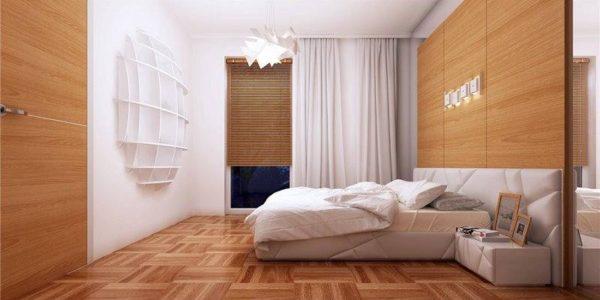 Amenajare eco dormitor