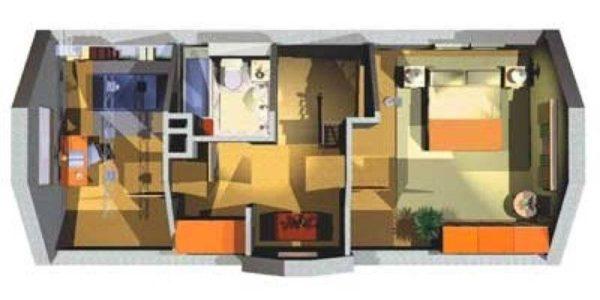 Amenajare mansarda casa cu 3 dormitoare
