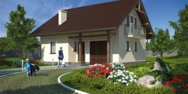 Casa P+M cu 4 camere