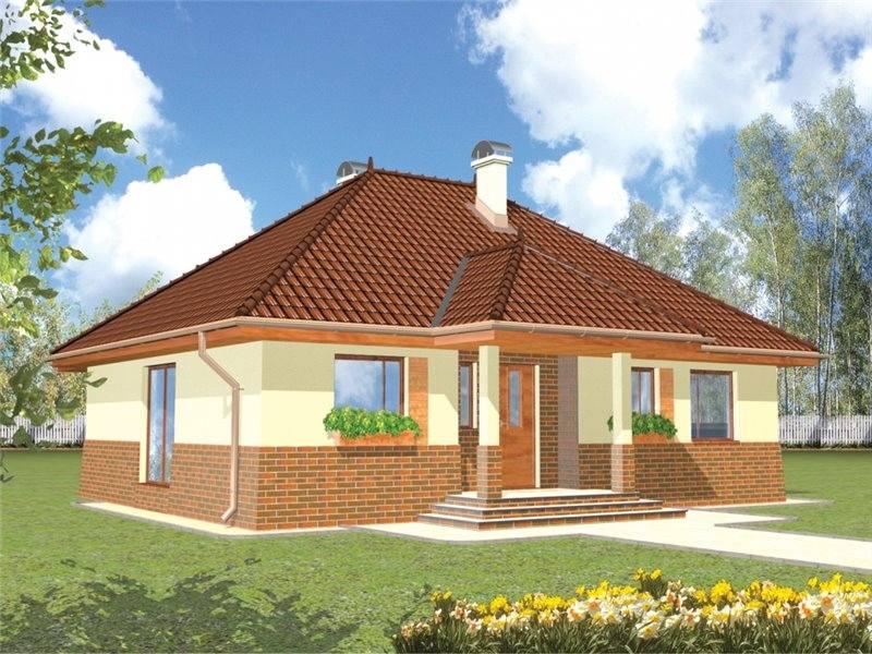 Acest proiect este al unei case cu 4 camere si 2 bai care are o suprafata utila de 106 mp. Casa este potrivita pentru familiile care au cel mult doi copii se poate construi pe o parcela de teren cu dimensiuni de 20.9 x 22 metri. Regim inaltime: P Suprafata construita: 125 mp Suprafata utila: 106 mp Nr. camere: 4 Nr. bai: 2 Sursa foto: www.archipelag.cz/ proiect domu Archipelag https://www.casebinefacute.ro/proiecte-case/2983-proiect-casa-parter-125-mp-4-camere.html