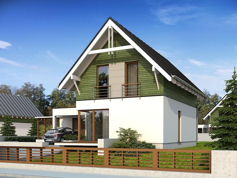 Casa cu 4 camere si garaj