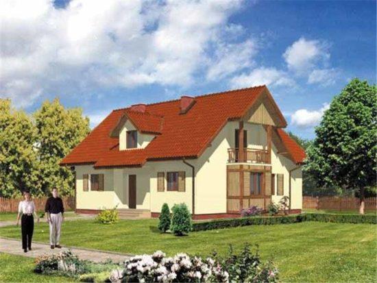 Casa cu 5 camere