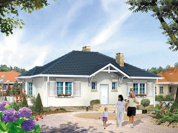 Casa familiala cu 4 camere