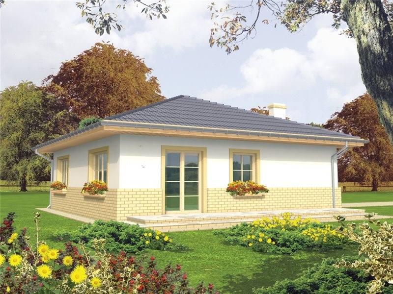 Casa frumoasa cu 3 camere