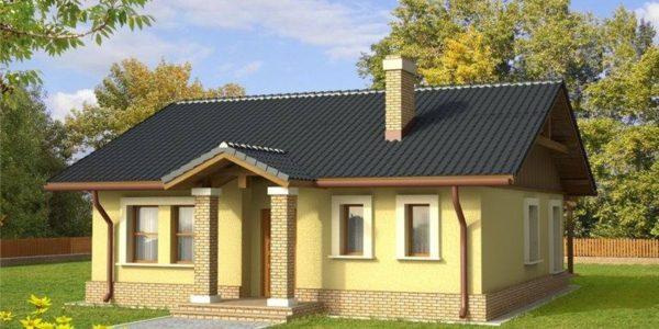Casa frumoasa cu 4 camere