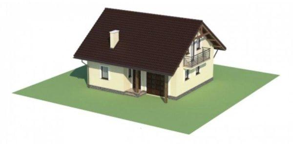 Design 3D casa P+M