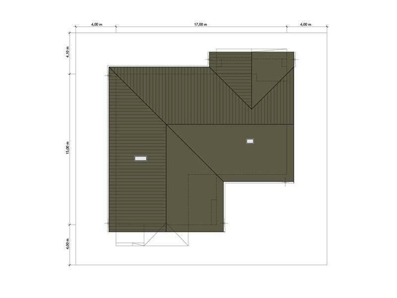 Dimensiuni casa mica cu garaj