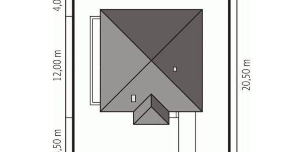 Dimensiuni teren casa mica cu 3 camere