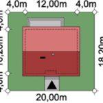 Dimensiuni teren casa mica cu 4 camere