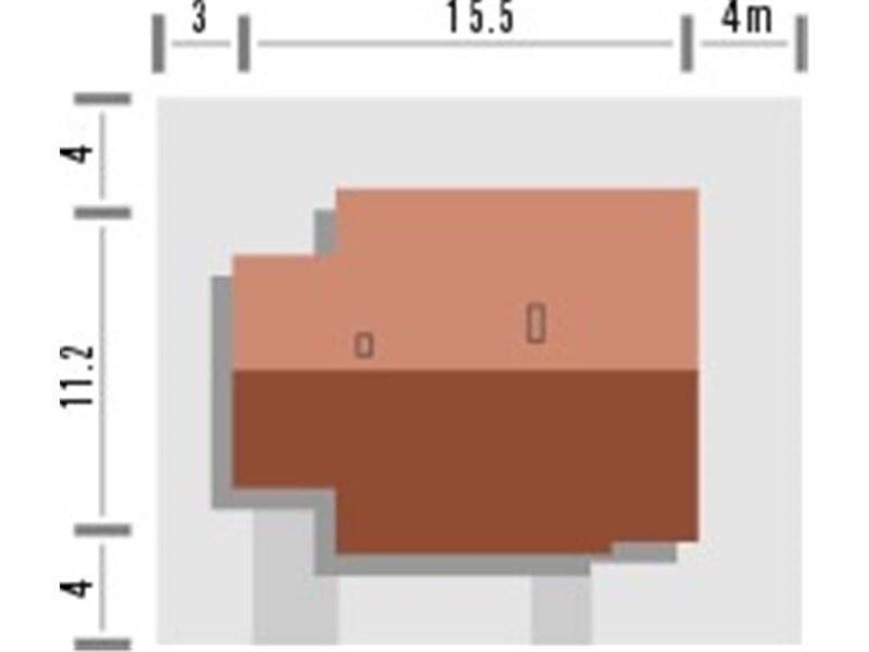 Dimensiuni teren casa mica cu garaj