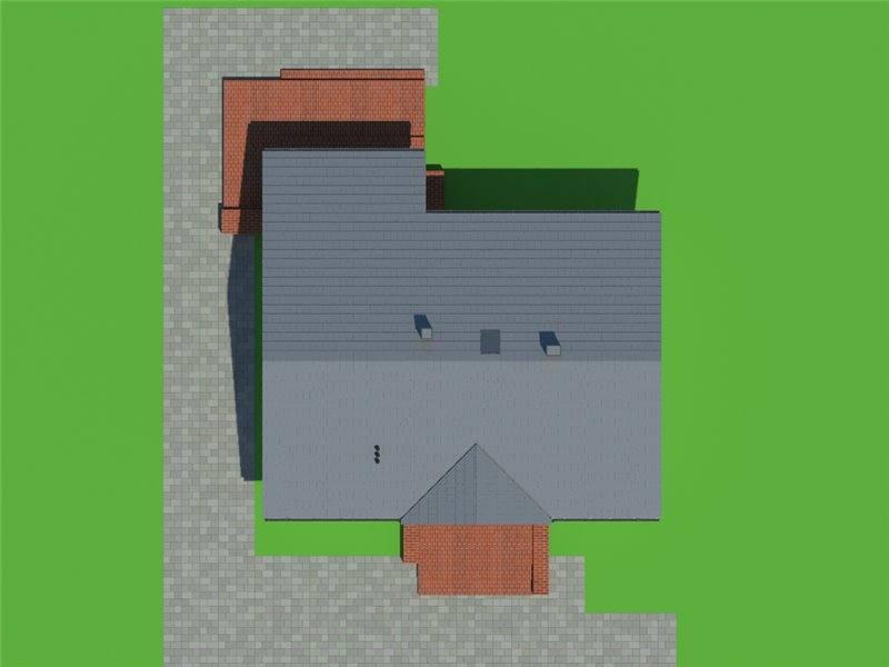Forma casa cu 4 camere